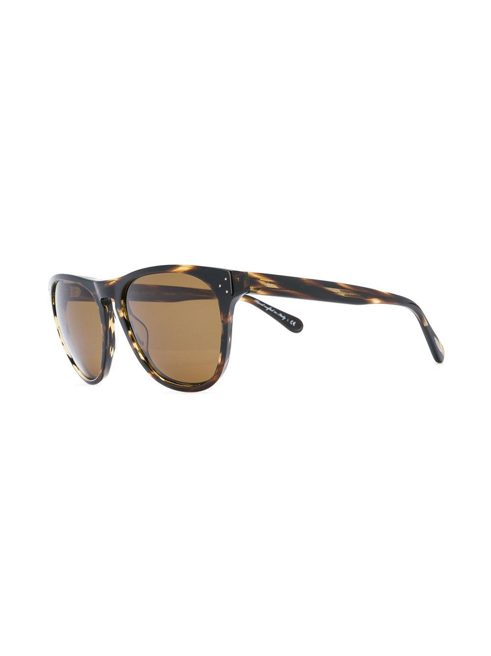 Oliver Peoples Daddy B Sunglasses in Brown