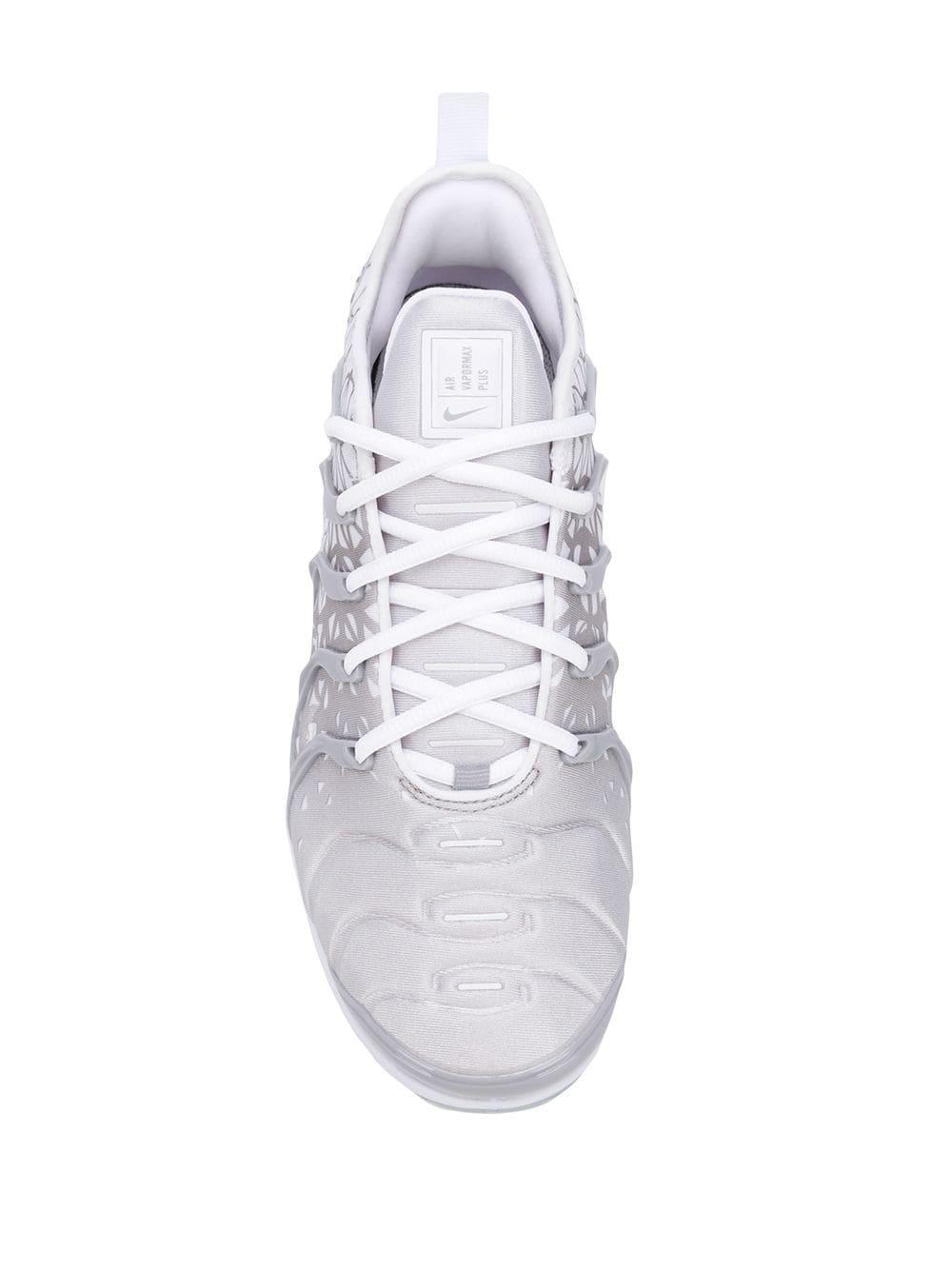 Baskets Air VaporMax Plus Caoutchouc Nike pour homme en coloris Gris