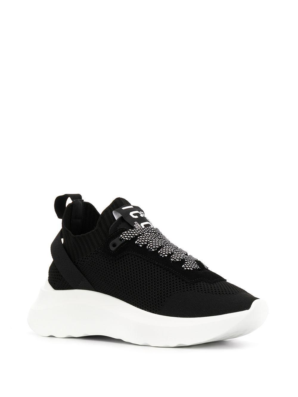 Zapatillas Speedster DSquared² de Tejido sintético de color Negro