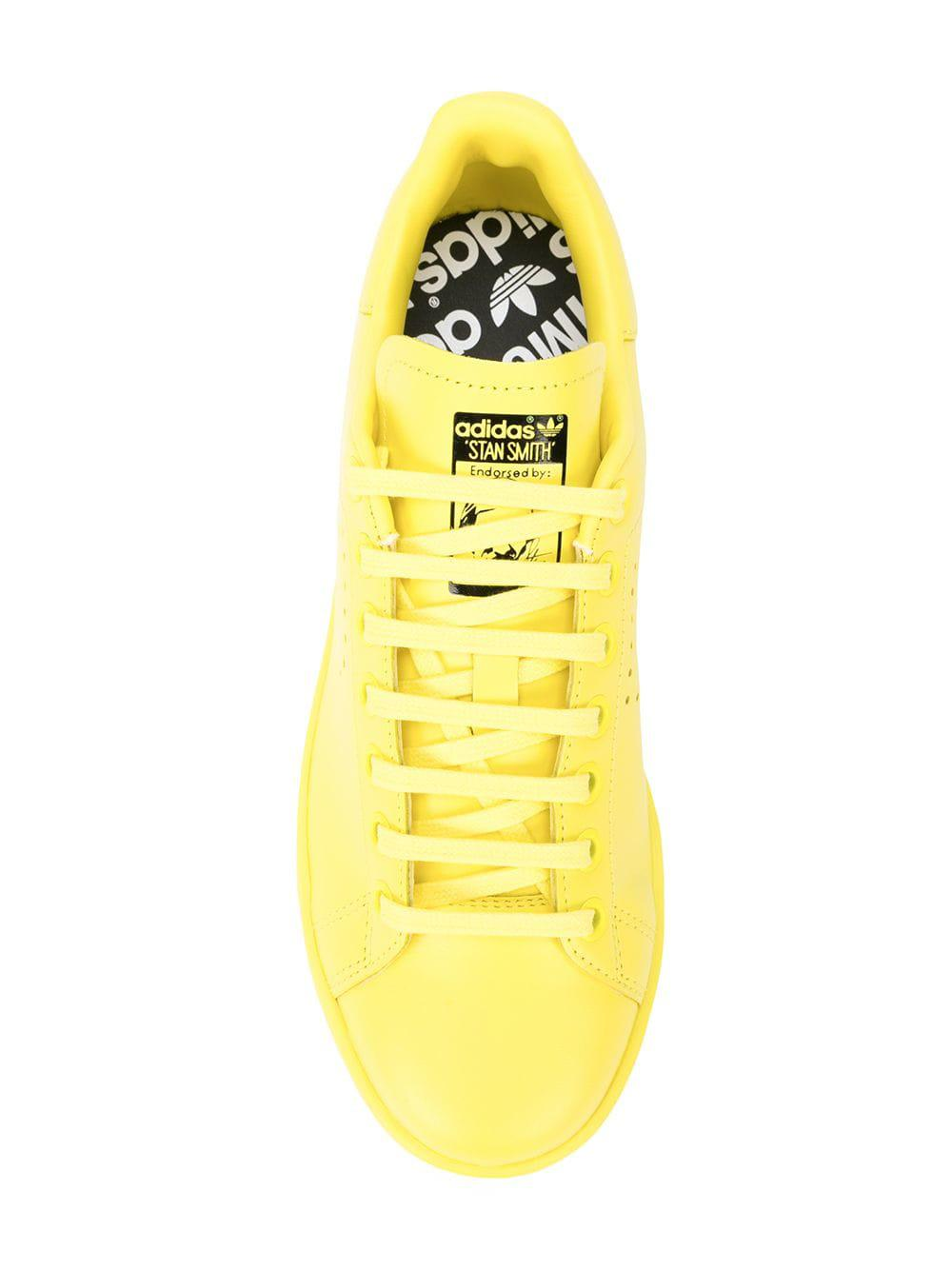 Adidas By Raf Simons Zapatillas Stan Smith Con Logo R Mujer