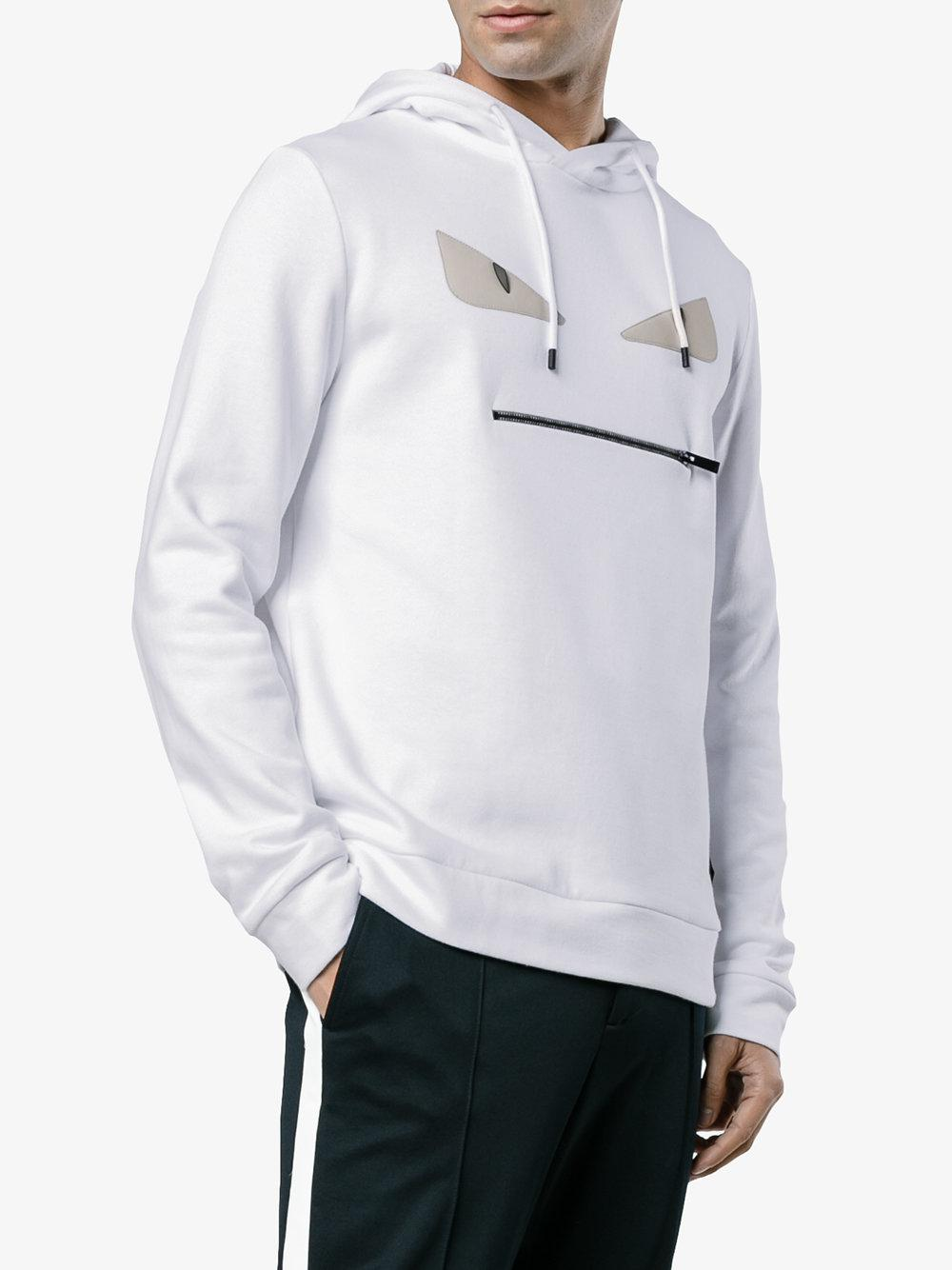 01b6f065cf3 Fendi Sweater Black And White