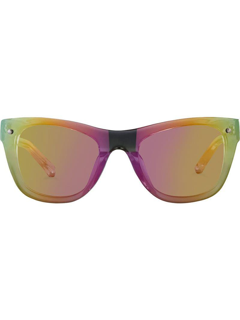 9899307d958 Linda Farrow 3.1 Phillip Lim 34 C7 Sunglasses in Yellow for Men - Lyst