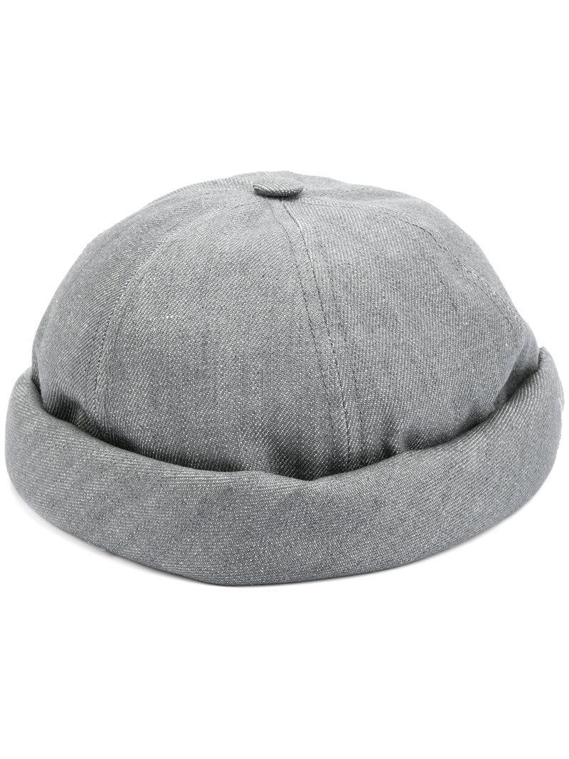 Miki sailor cap - Grey B r9N3yO