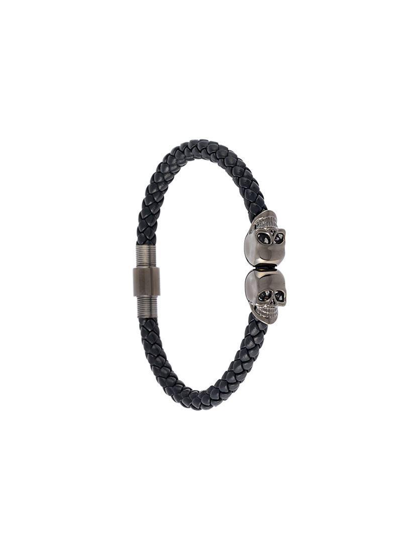 Northskull Idite bracelet - Black BGlBhWb8