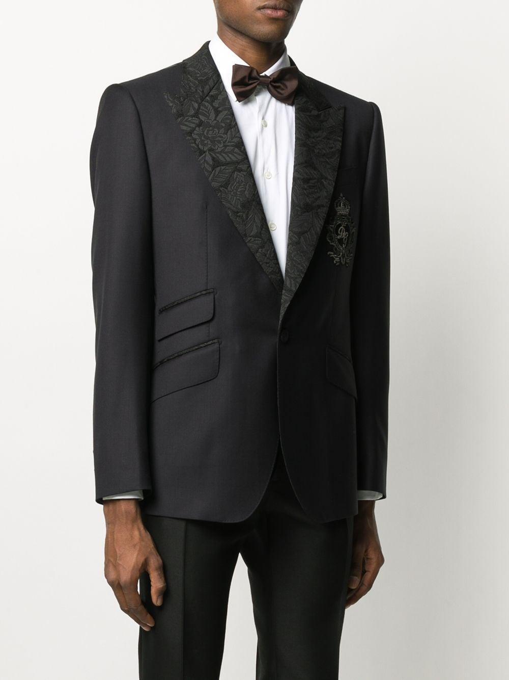 Dolce & Gabbana Smoking Blazer in het Zwart voor heren