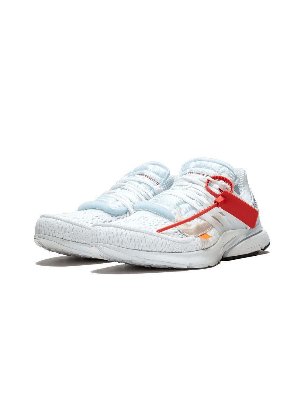 f1239aeb2 Lyst - Nike X Off-white The 10   Air Presto Sneakers in White for Men