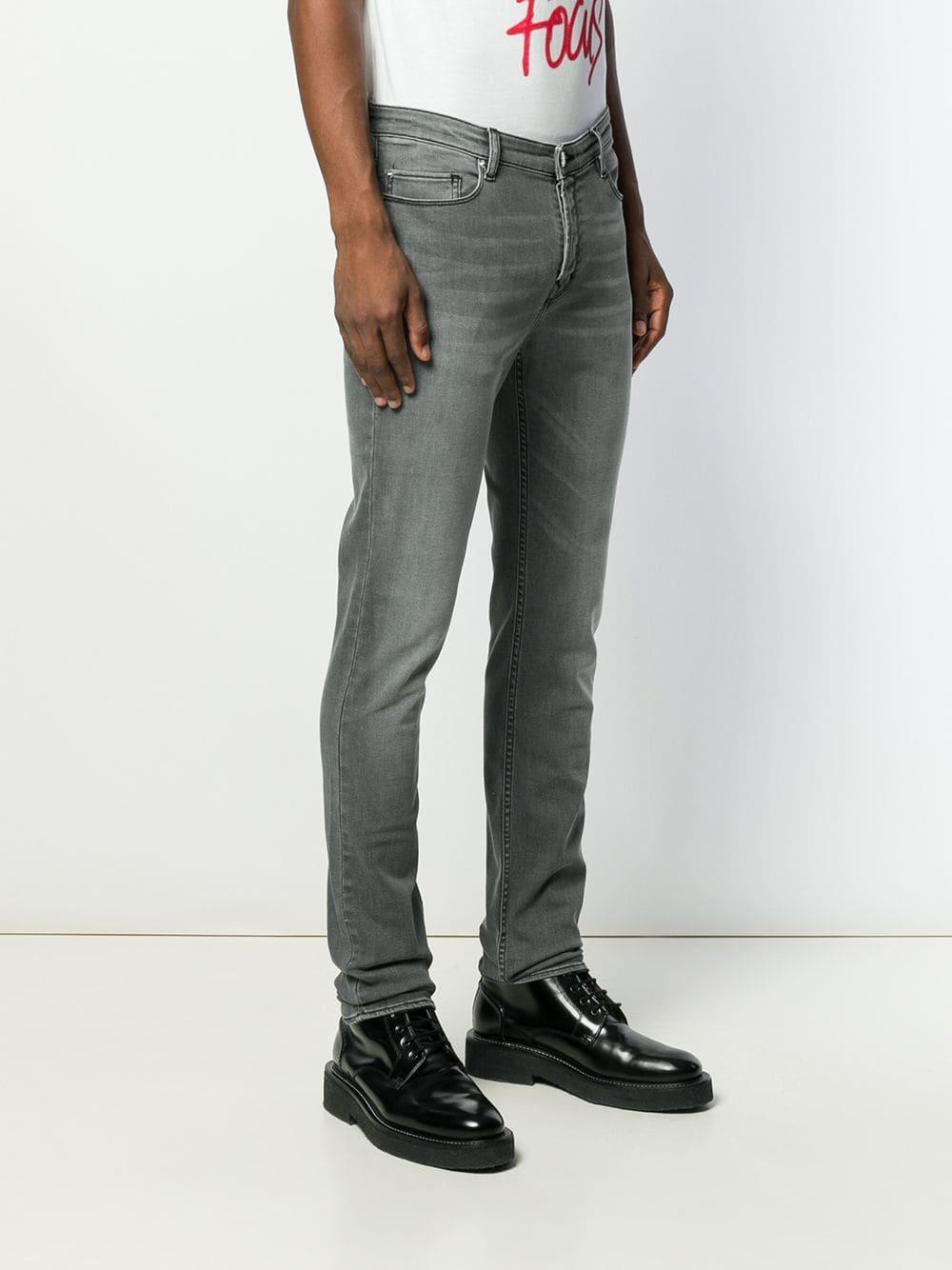 Zadig & Voltaire Denim 'David' Jeans in Grau für Herren b0kIC