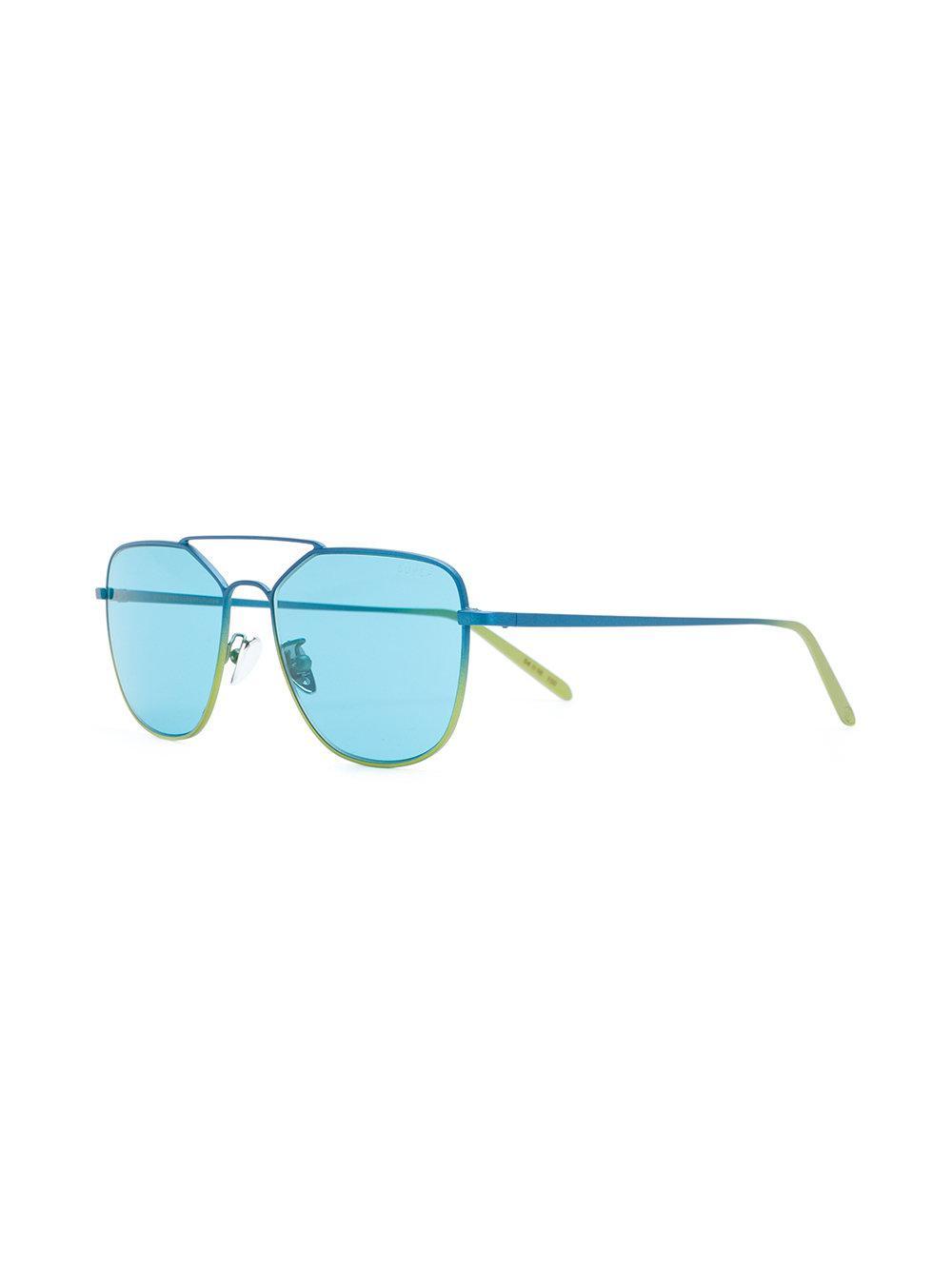 5d5f1f87d5cd Retrosuperfuture X I Visionari Daze Sunglasses in Blue - Lyst