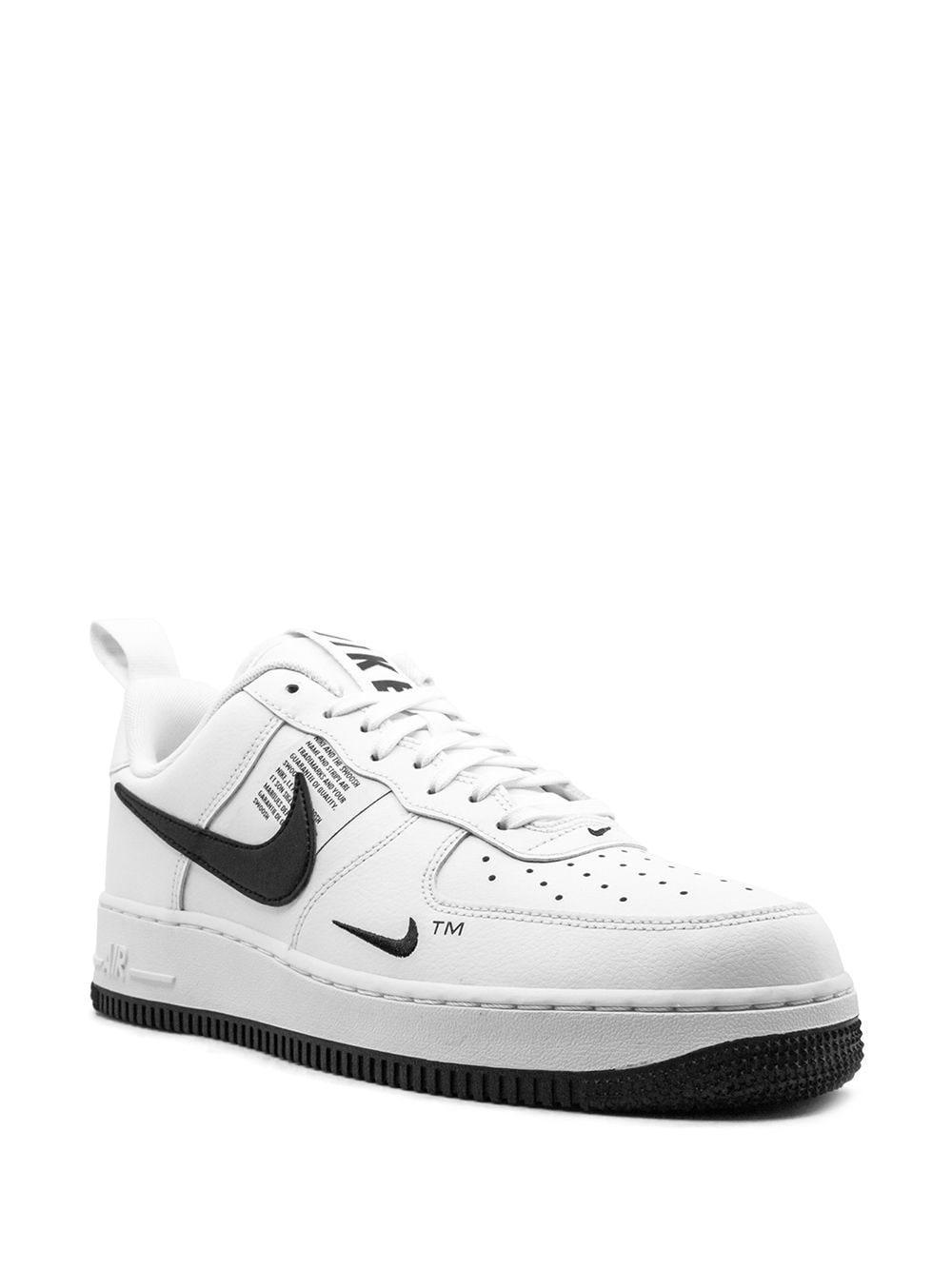 Baskets Air Force 1 Utility LV8 Dentelle Nike pour homme en coloris Blanc fEIK