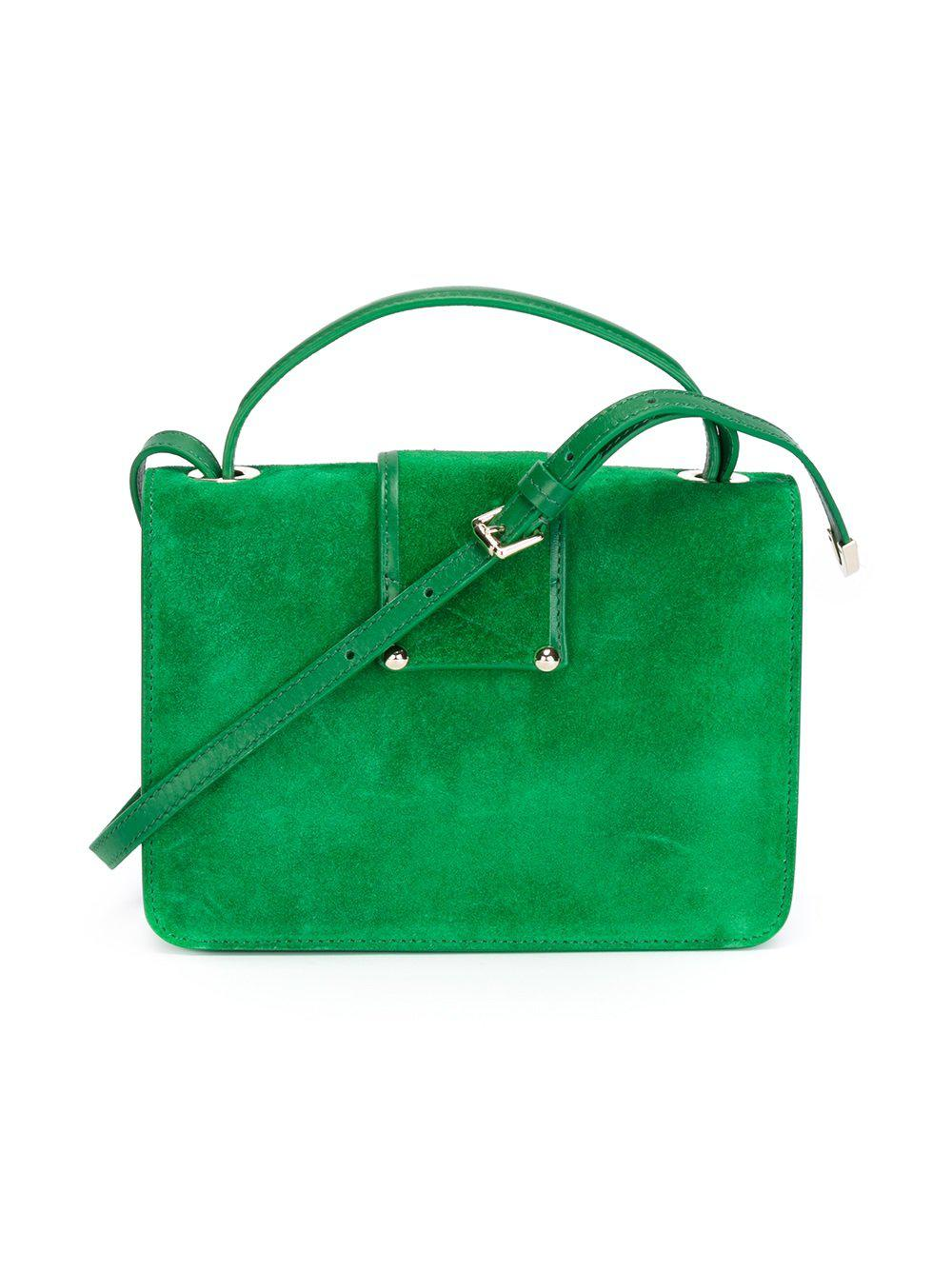 Jimmy Choo 'rebel' Crossbodybag in Green