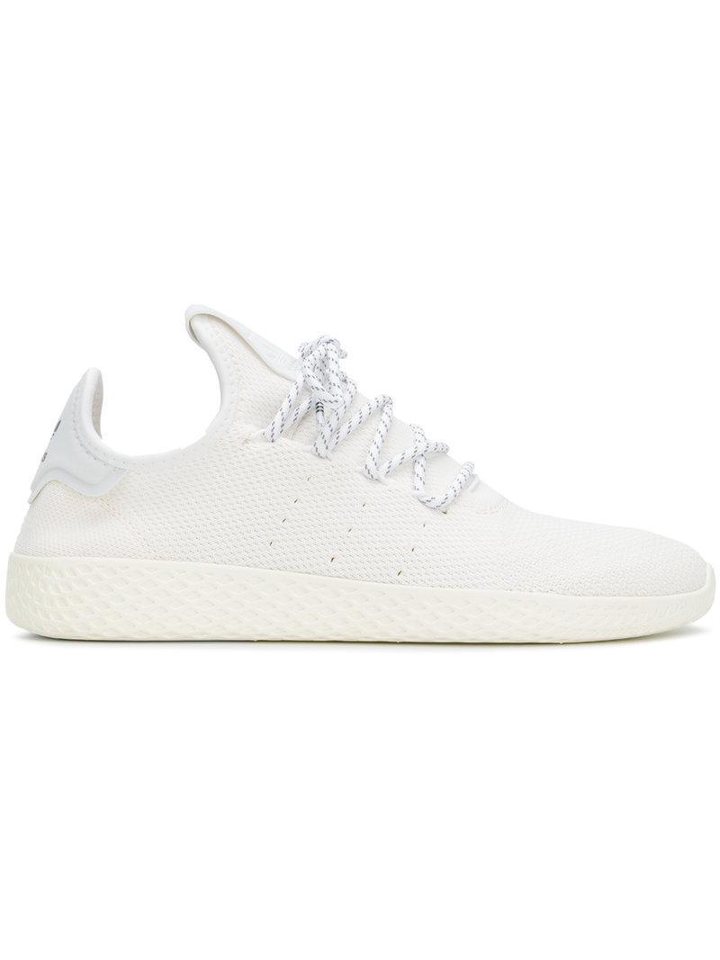 Lyst Adidas Originals Cord Scarpe Lace up Scarpe Cord da Ginnastica in bianca 9909e6
