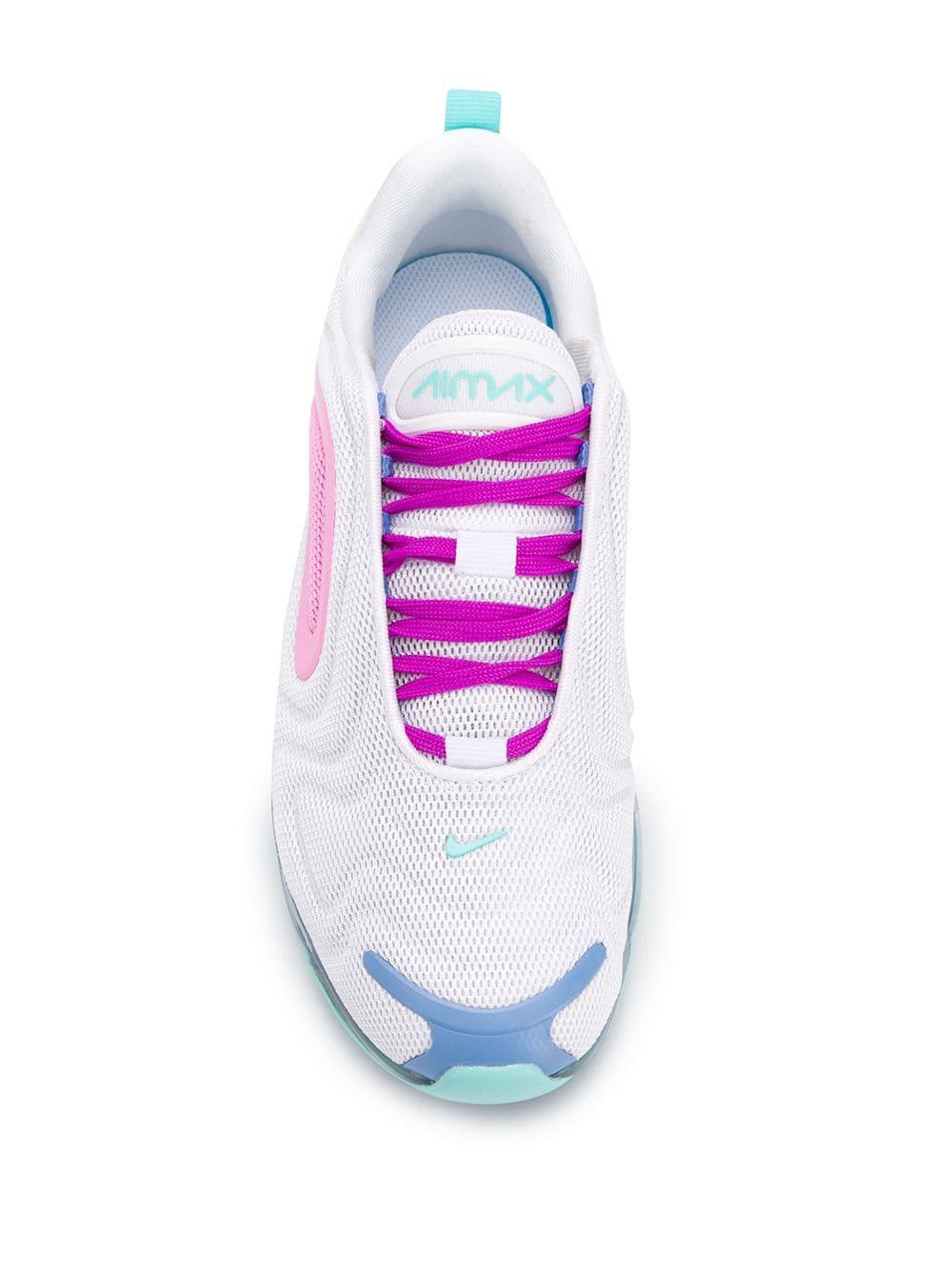 Zapatillas Air Max 720 Nike de Cuero de color Blanco