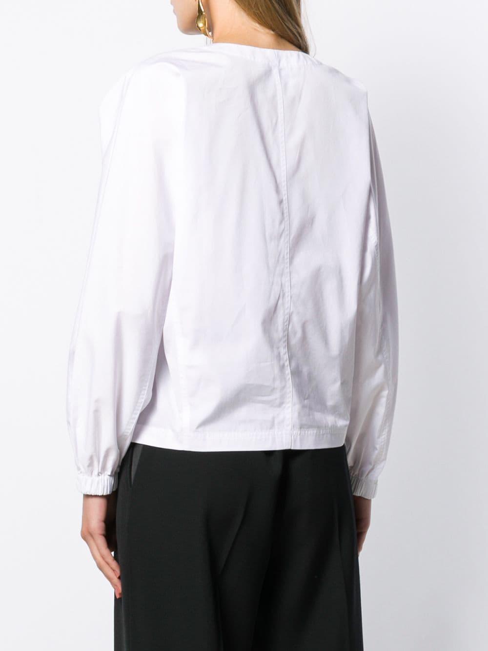 Blouse à coupe boxy Coton 3.1 Phillip Lim en coloris Blanc