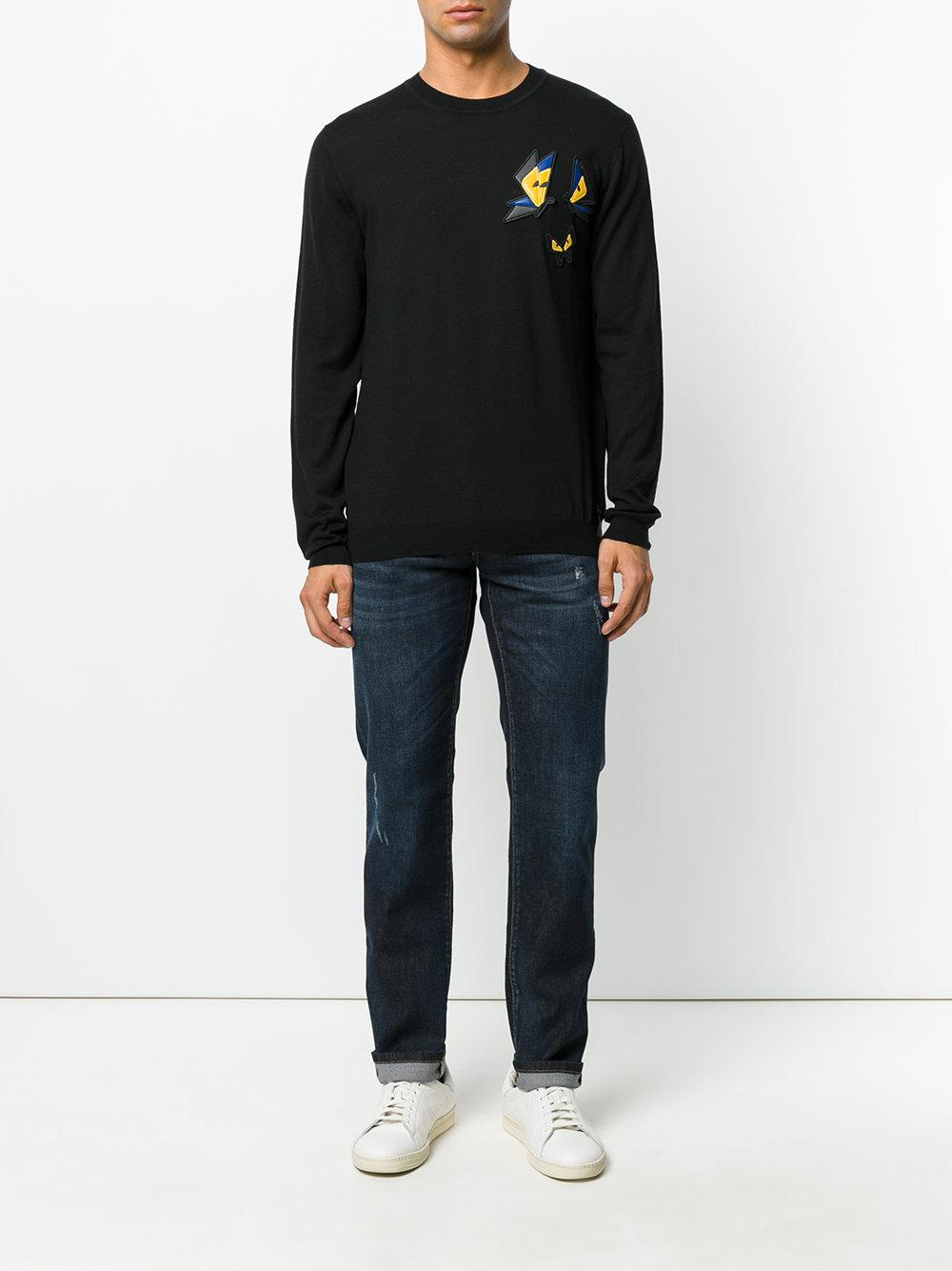 dbcdceeb90e Gallery. Previously sold at  Farfetch · Men s Pink Sweatshirts ...