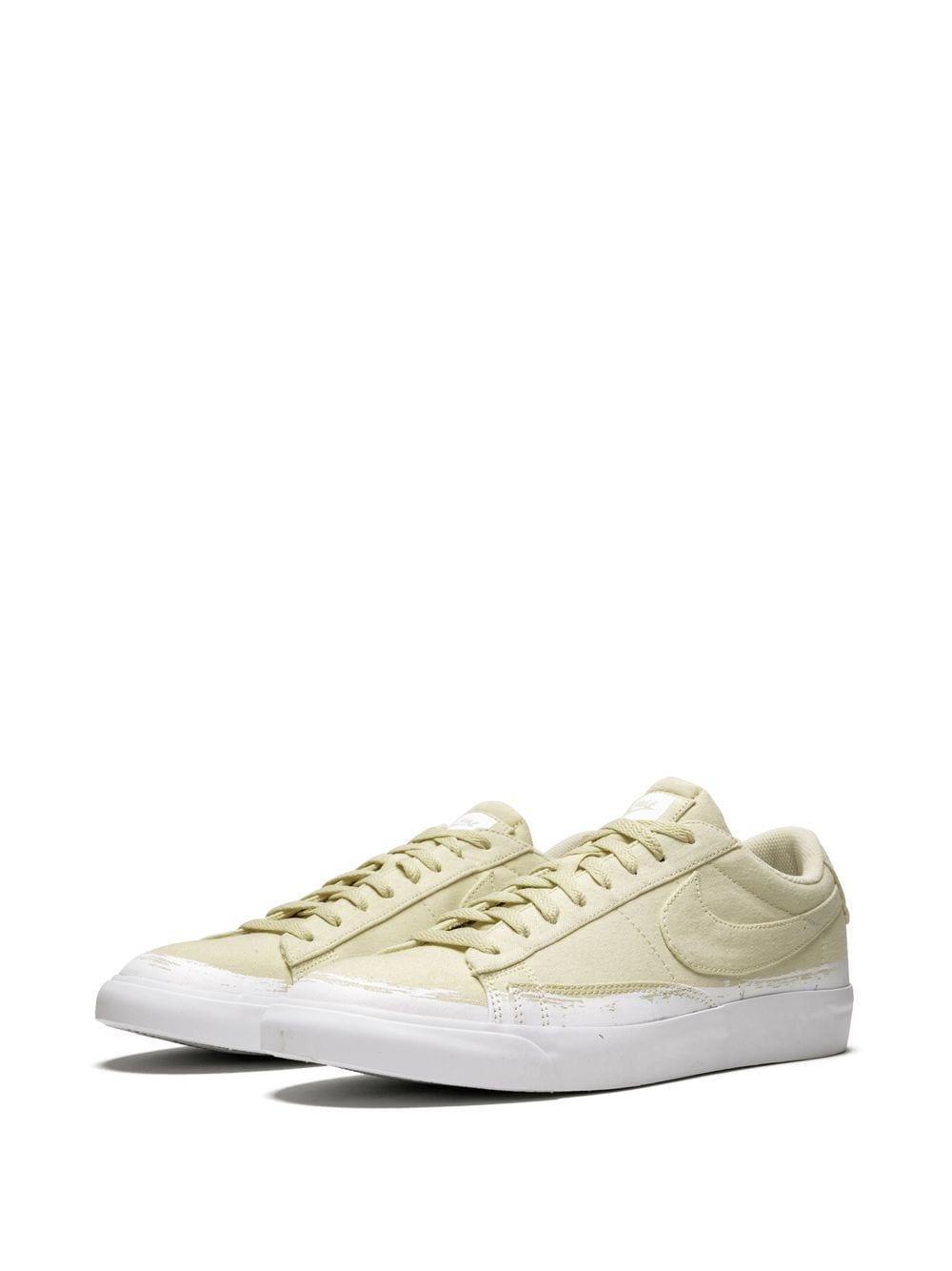 Nike Suède Sb Zoom Blazer Sneakers in het Geel voor heren