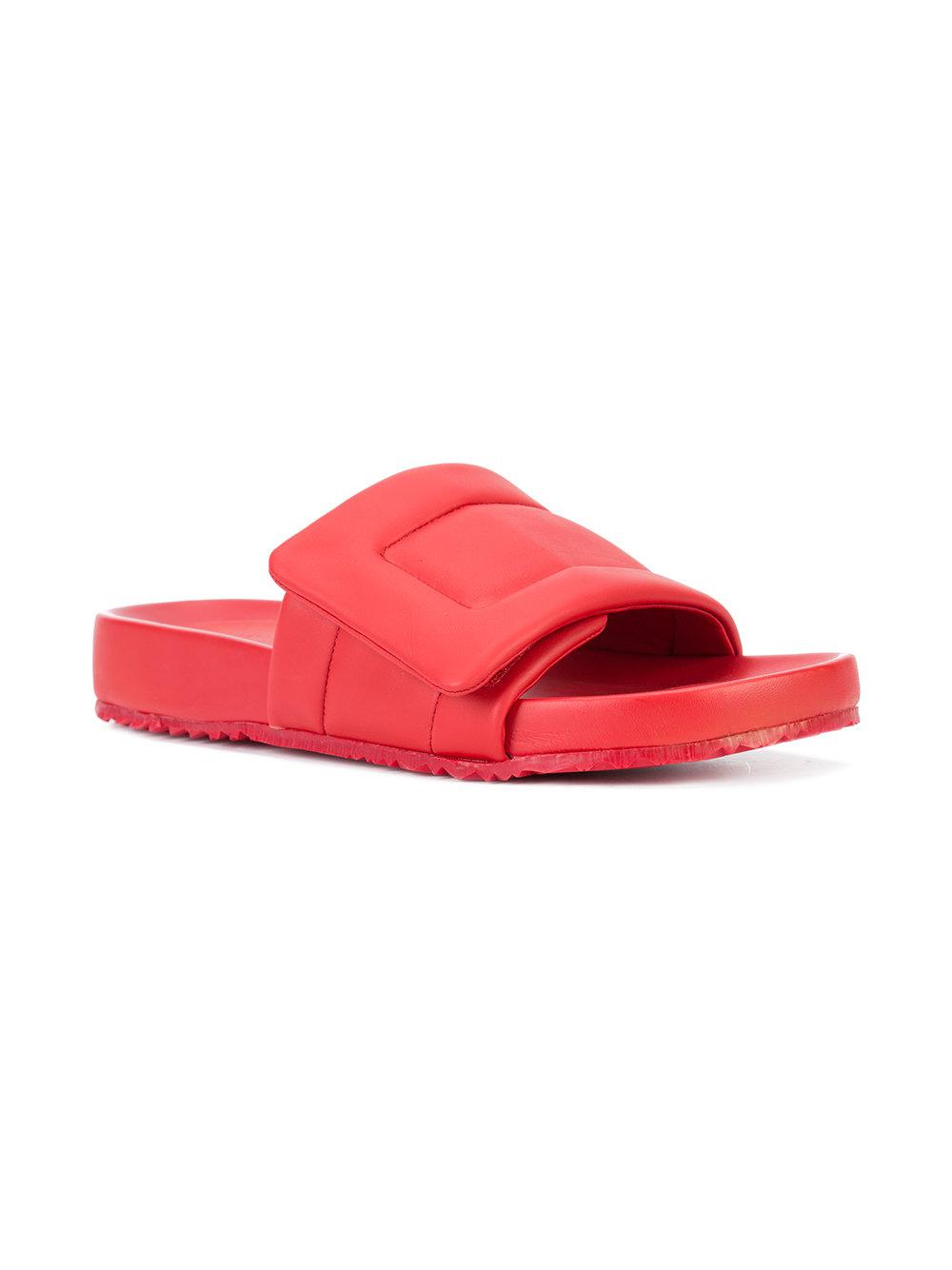 sneakers for cheap 0b365 ddf3d maison-martin-margiela-Red-Future-Slides.jpeg