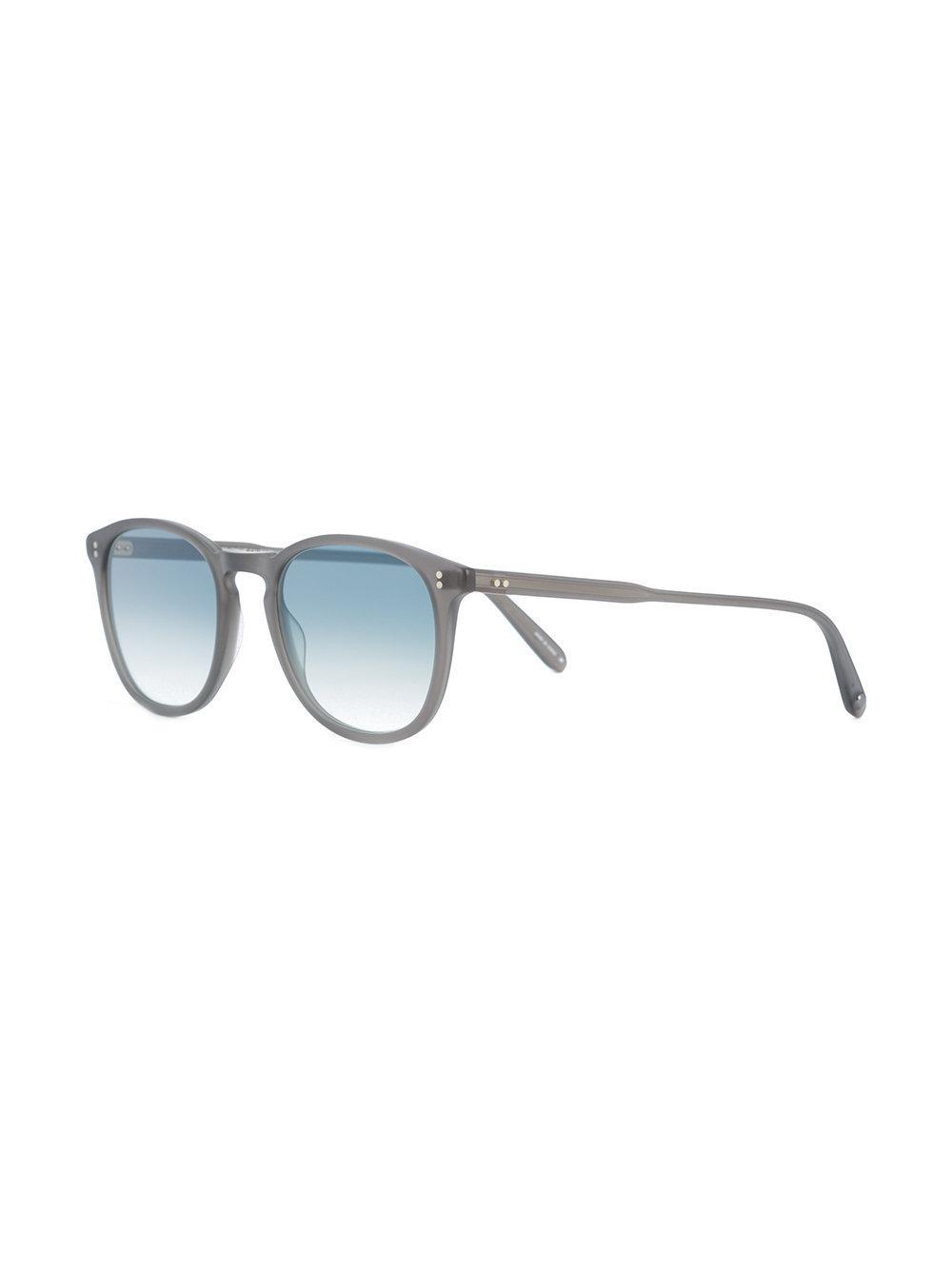 Garrett Leight Kinney Sun Sunglasses in Grey (Grey) for Men