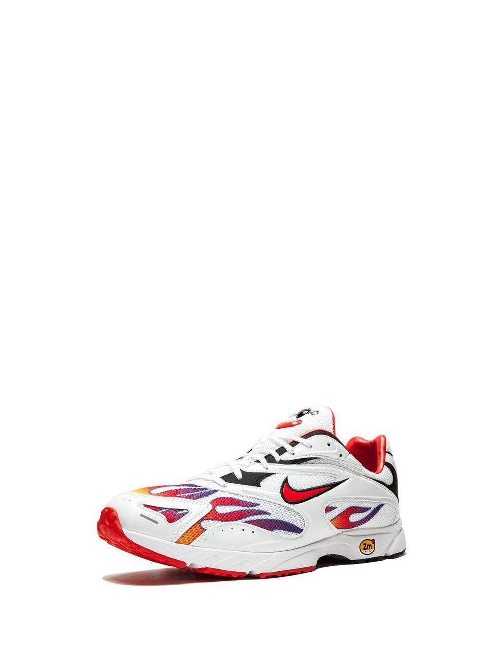 Nike Rubber X Supreme Zm Strk Spectrum Pls Sneakers in het Wit voor heren