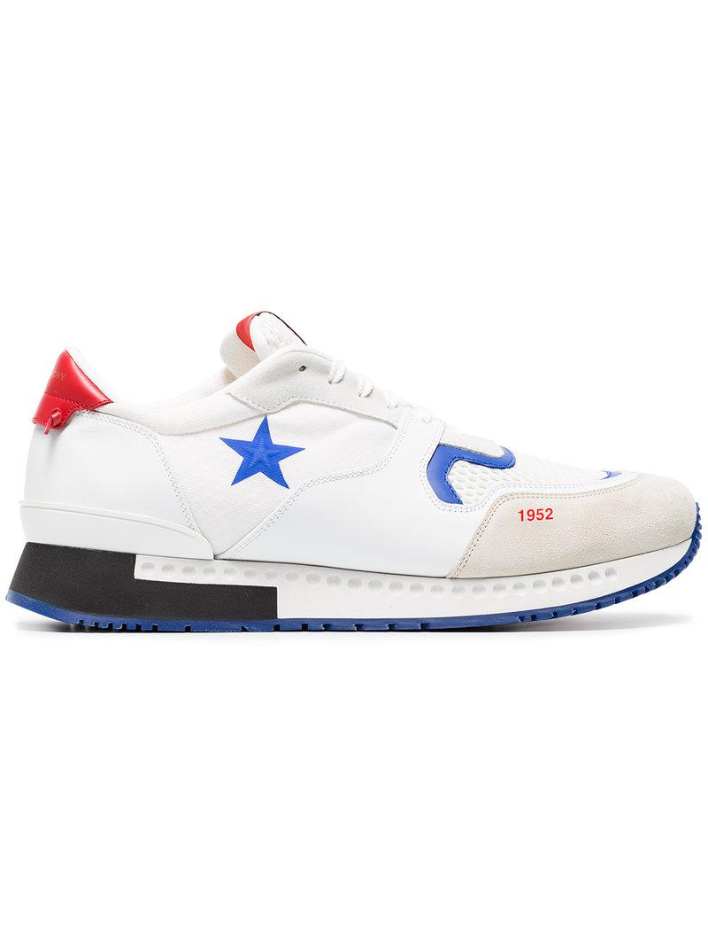 12e829ff3 Givenchy Active Runner 1952 Sneakers in White for Men - Save 33% - Lyst