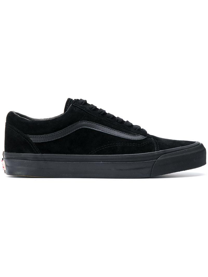 0660bceba06b Lyst - Vans Old Skool Sneakers in Black
