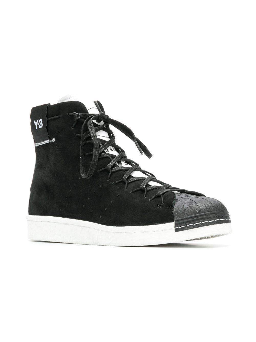 3123132ed Lyst - Y-3 Classic Lace-up Sneakers in Black for Men