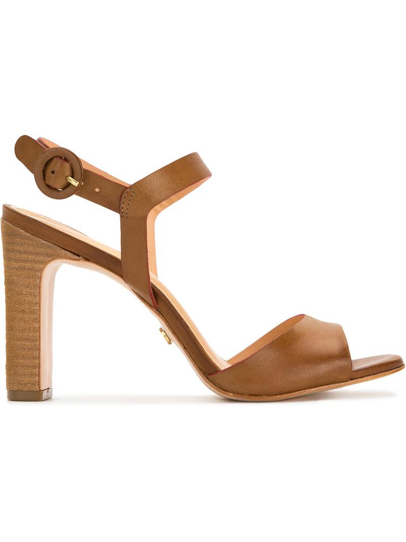 comfortable 100% authentic online Serpui chunky heel sandals free shipping websites HGYVJzJ4N