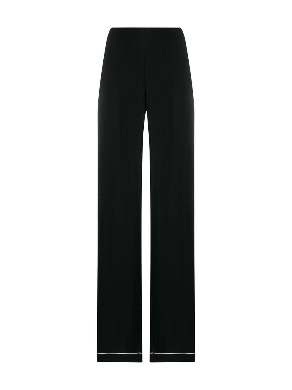Set de pijama Adelaide La Perla de Tejido sintético de color Negro