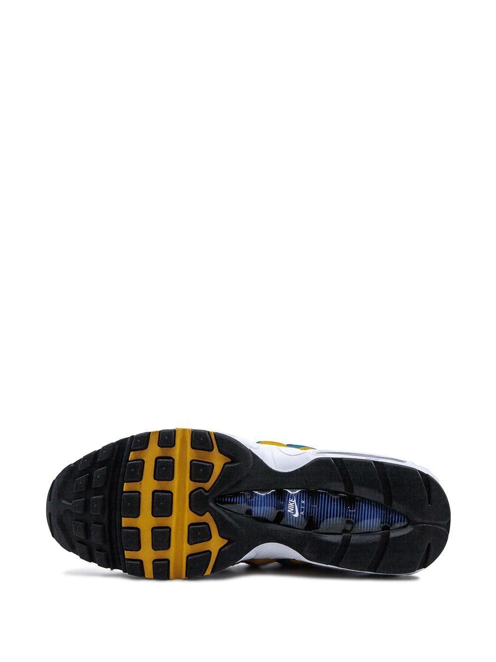 Zapatillas Air Max 95 SE Nike de Neopreno de color Blanco