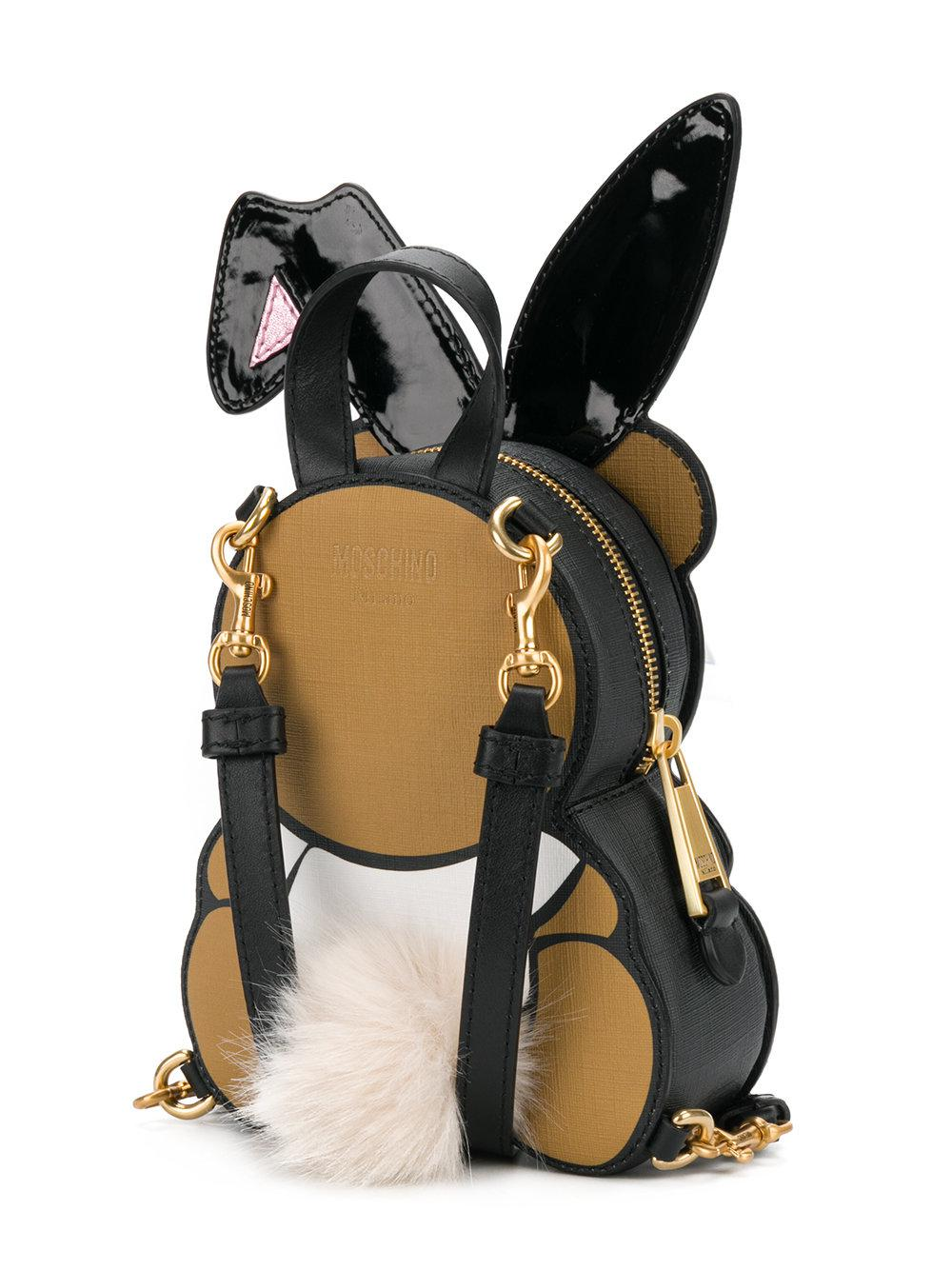 Moschino Playboy Ready to Bear backpack - Multicolour kcjWAd8