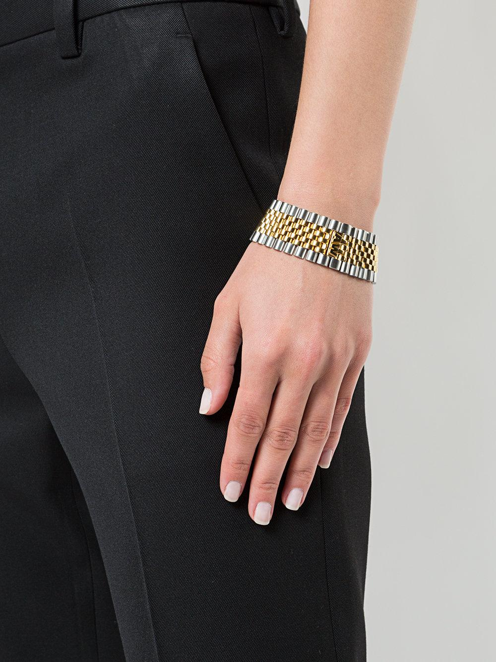 Aw Bracelet Montre Bracelet - Gris Alexander Wang YbVOM3Ff