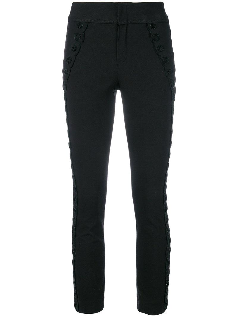 16f1580275 isabel-marant-black-Cropped-Scalloped-Bead-Trousers.jpeg