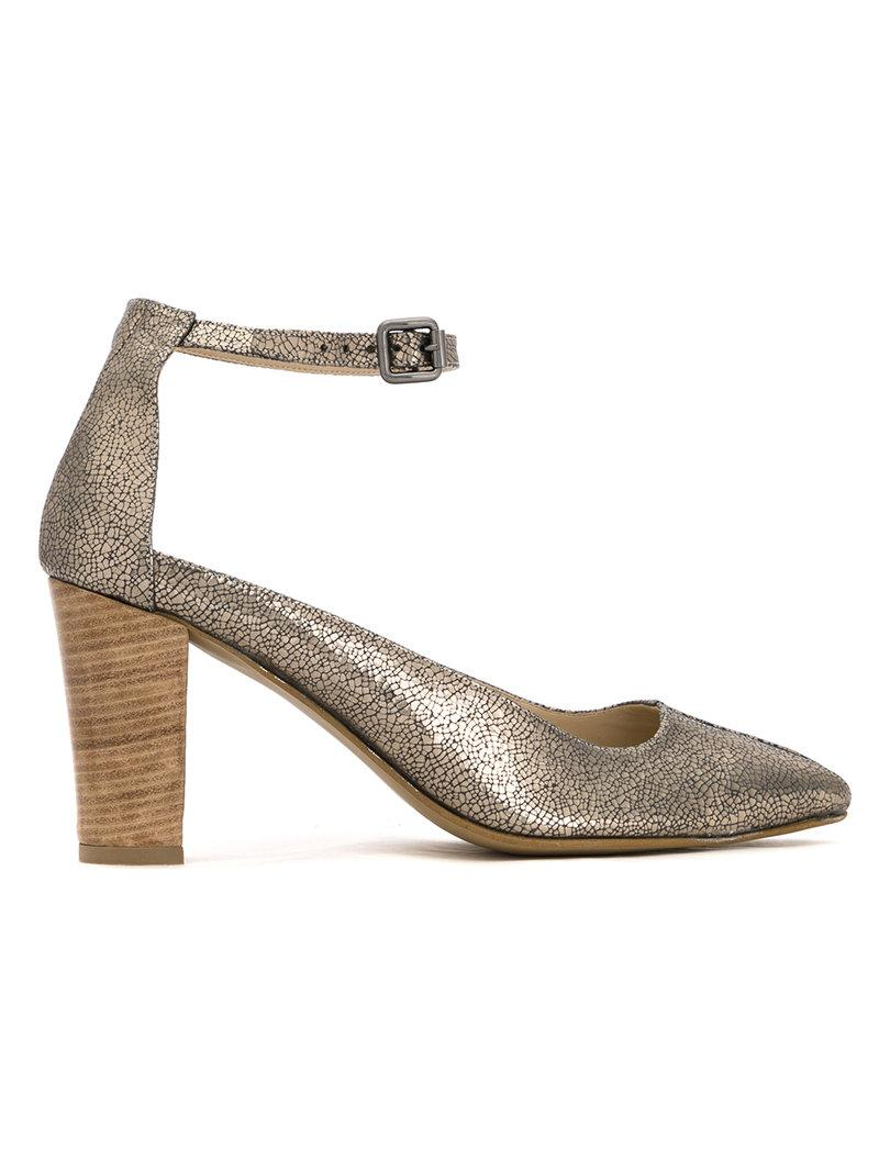 Official Site For Sale Mara Mac Metallic pumps Authentic Cheap Collections Free Shipping Sneakernews tTqKFtO09