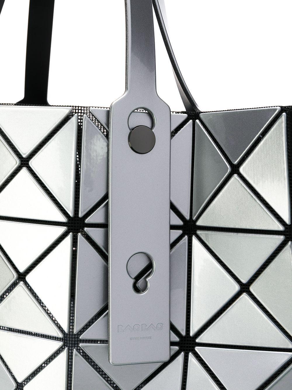 Bao Bao Issey Miyake Synthetic Lucent Tote Bag in Grey (Grey)