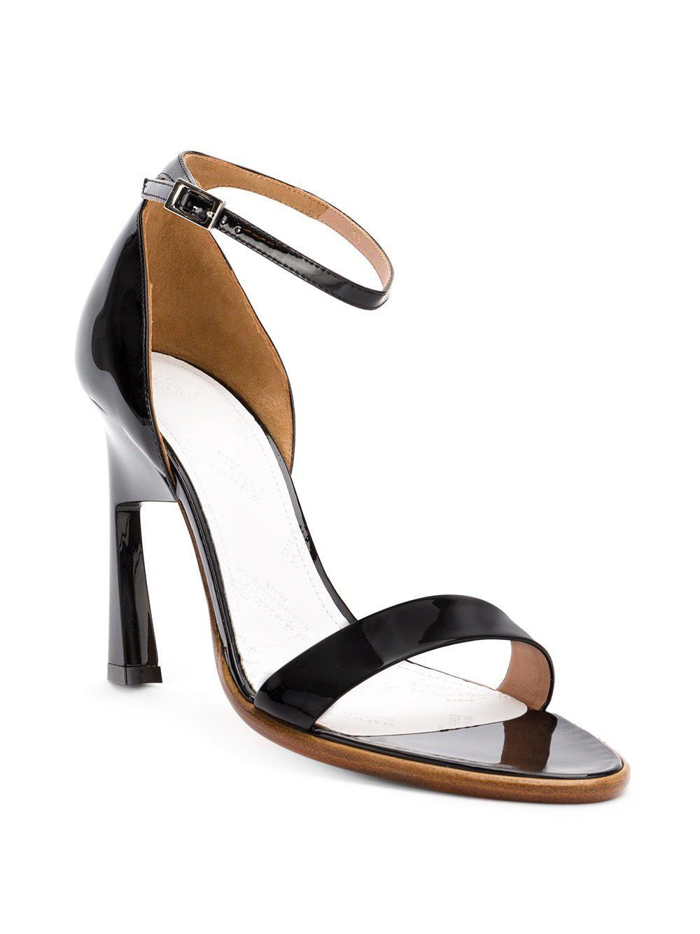 geometric heel sandals - Metallic Maison Martin Margiela xUEa8imzpH