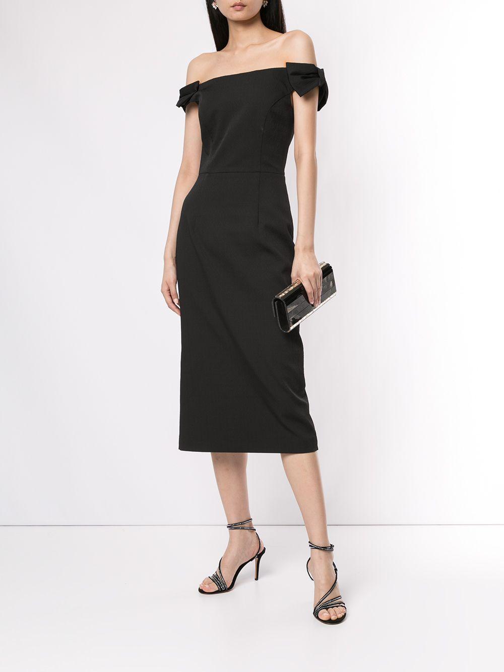 Robe Winslow Rebecca Vallance en coloris Noir