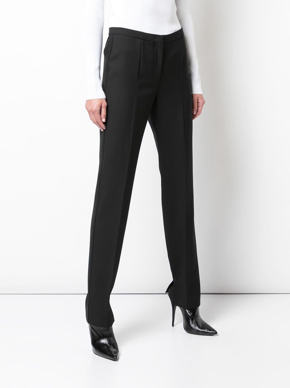 Pantalones slim Narciso Rodriguez de color Negro