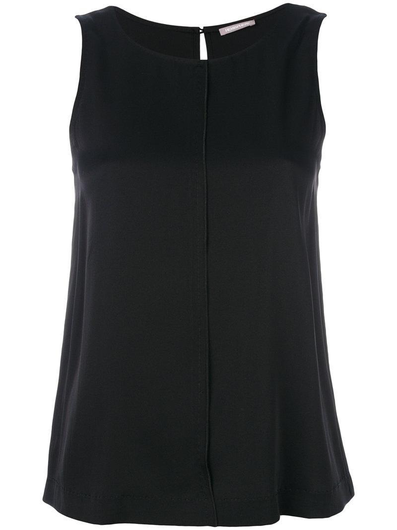 Hemisphere stitch detail blouse Big Sale Online 8EnIQqN