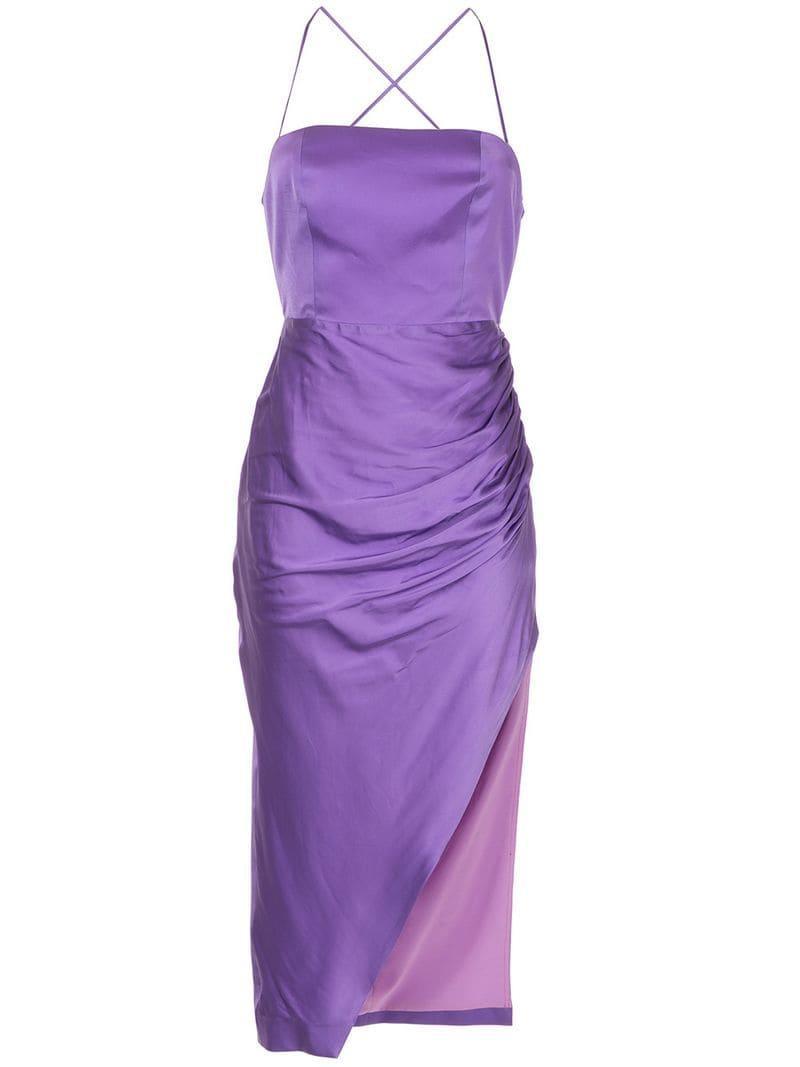 Lyst - Manning Cartell Miami Heat Dress in Purple b6d2fb856