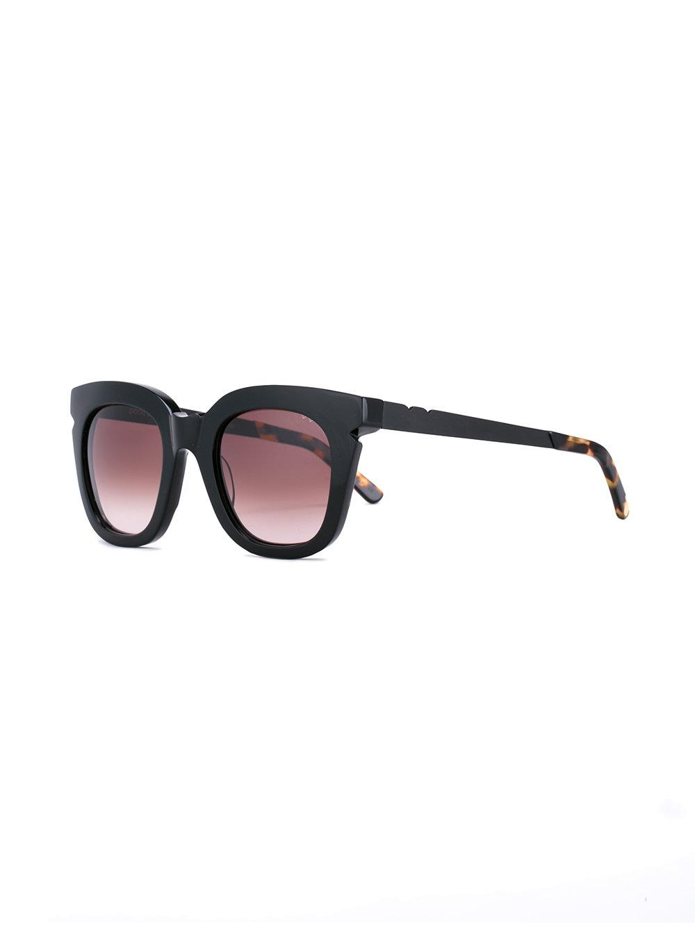 dc83582458 Lyst - Pared Eyewear Pools   Palms Sunglasses in Black