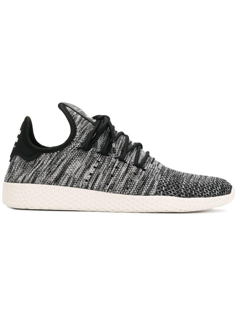 low priced e3d90 9d0e9 Adidas Originals - Gray Zapatillas Tennis Hu de Adidas x Pharell Williams -  Lyst. Ver en pantalla completa