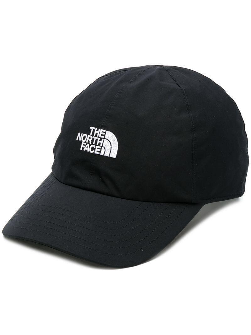 ce0ca38d524 The North Face Logo Baseball Cap in Black for Men - Lyst