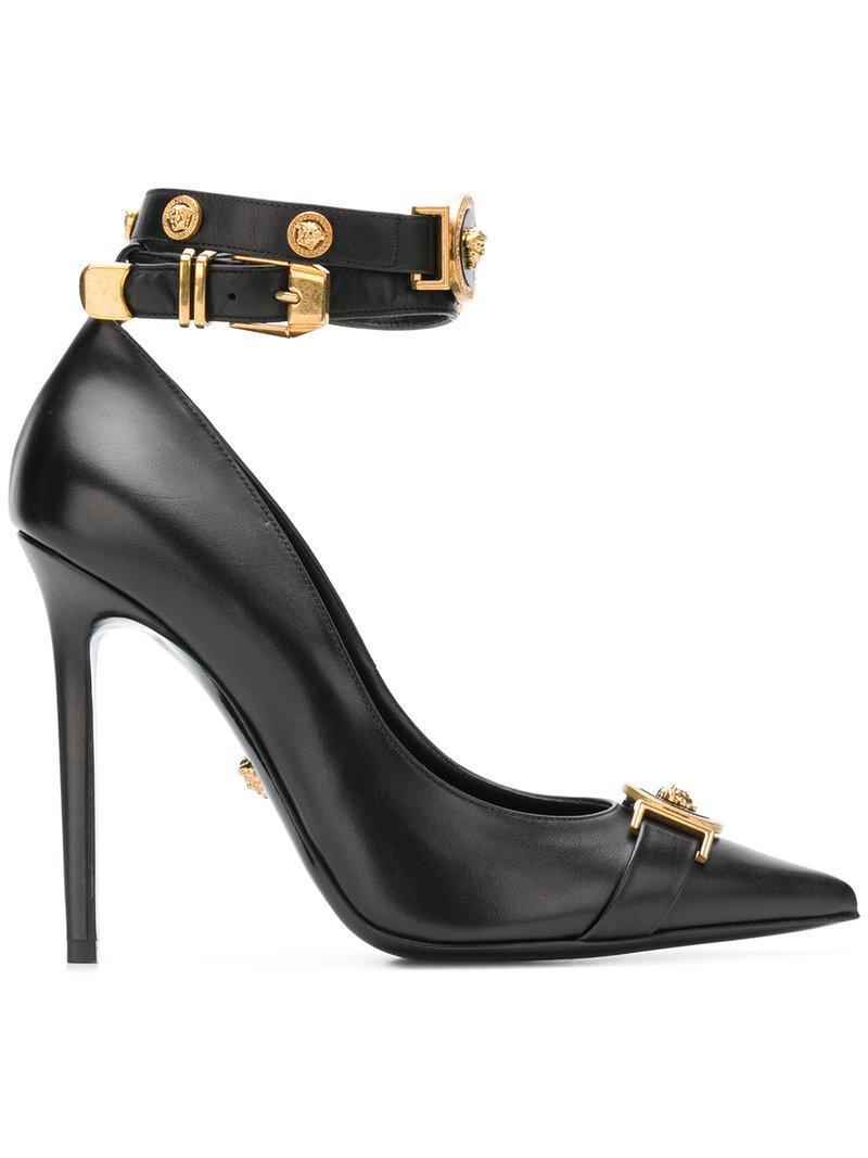 54da4ad8474 Versace. Women s Black City Stud Court Shoes