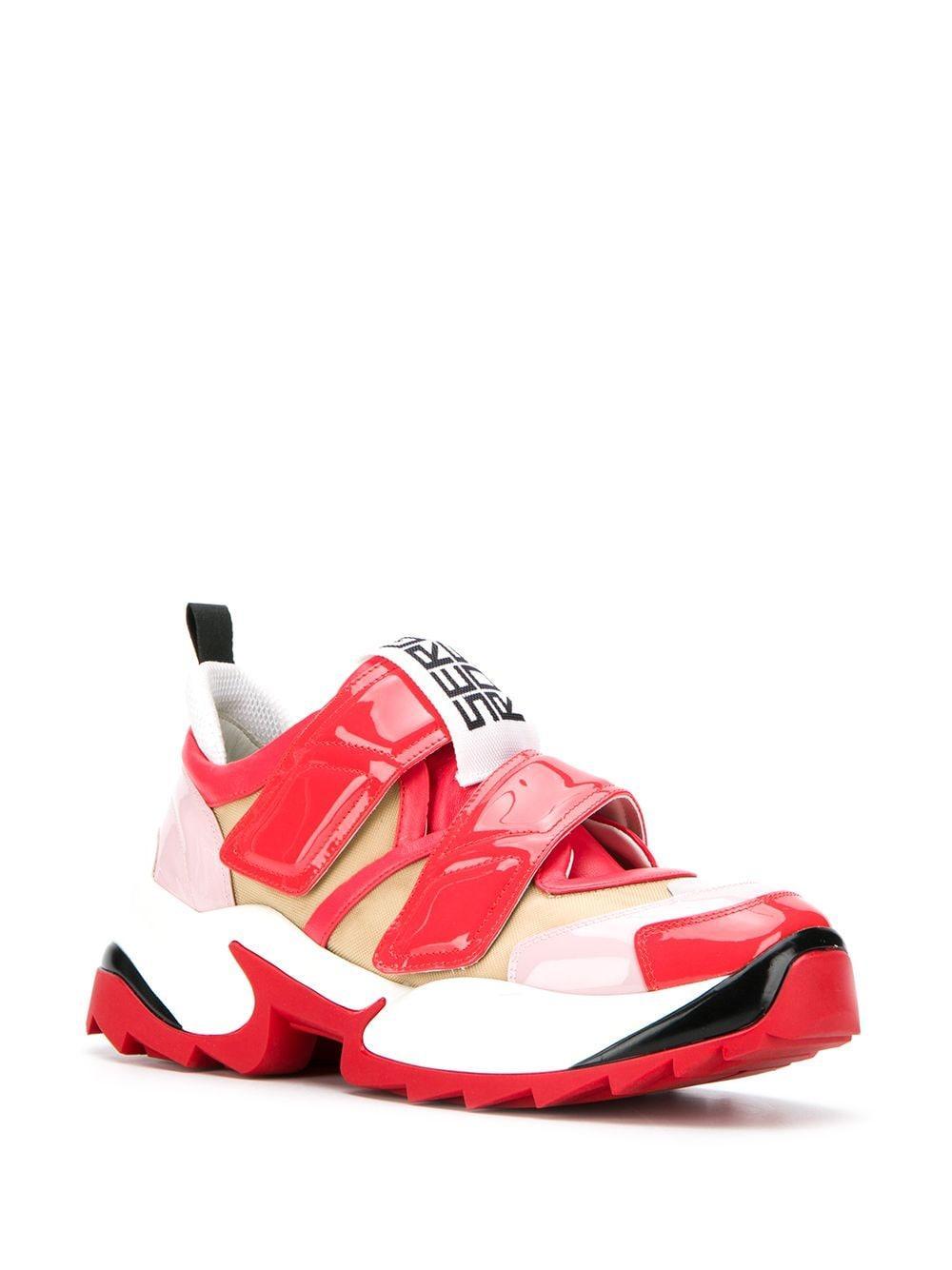 Zapatillas Sergio Extreme Sergio Rossi de Cuero de color Rojo