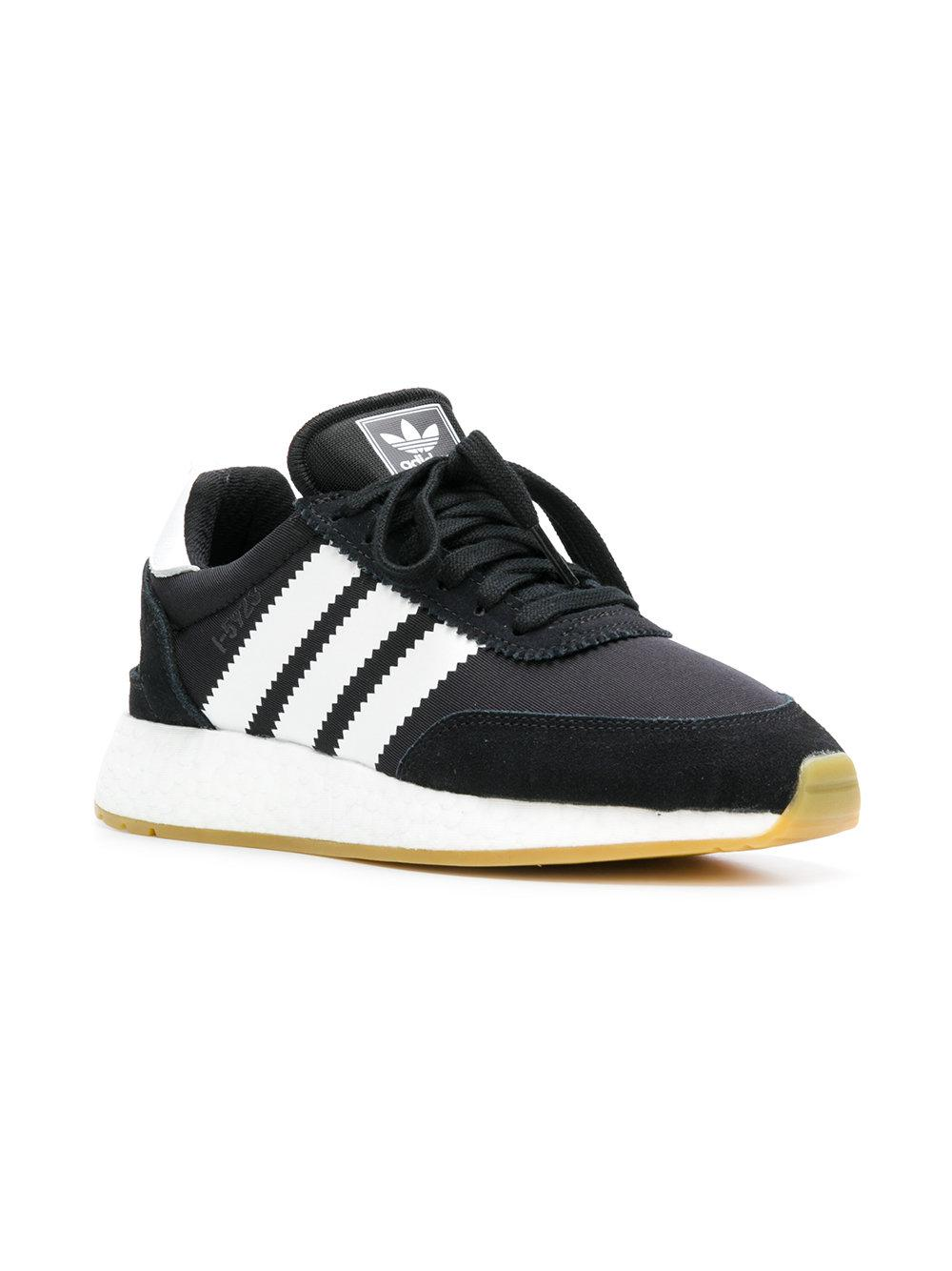 adidas Lace I-5923 Sneakers in Black