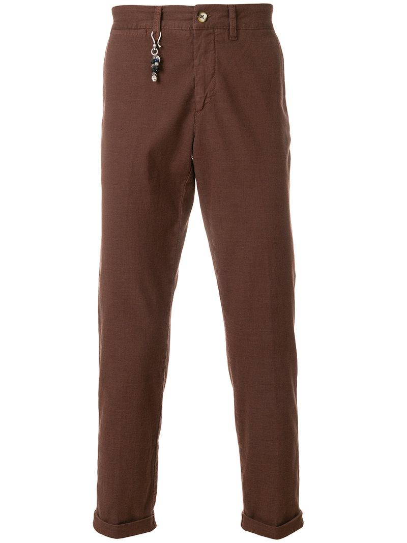 chino trousers - Red Jeckerson Discount Online Discount Sneakernews 100% Guaranteed Sale Online Sneakernews Sale Online 5ohwXn3F