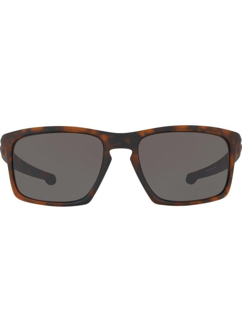 8ff0c6eef2 Gafas de sol Sliver Oakley de hombre de color Marrón - Lyst