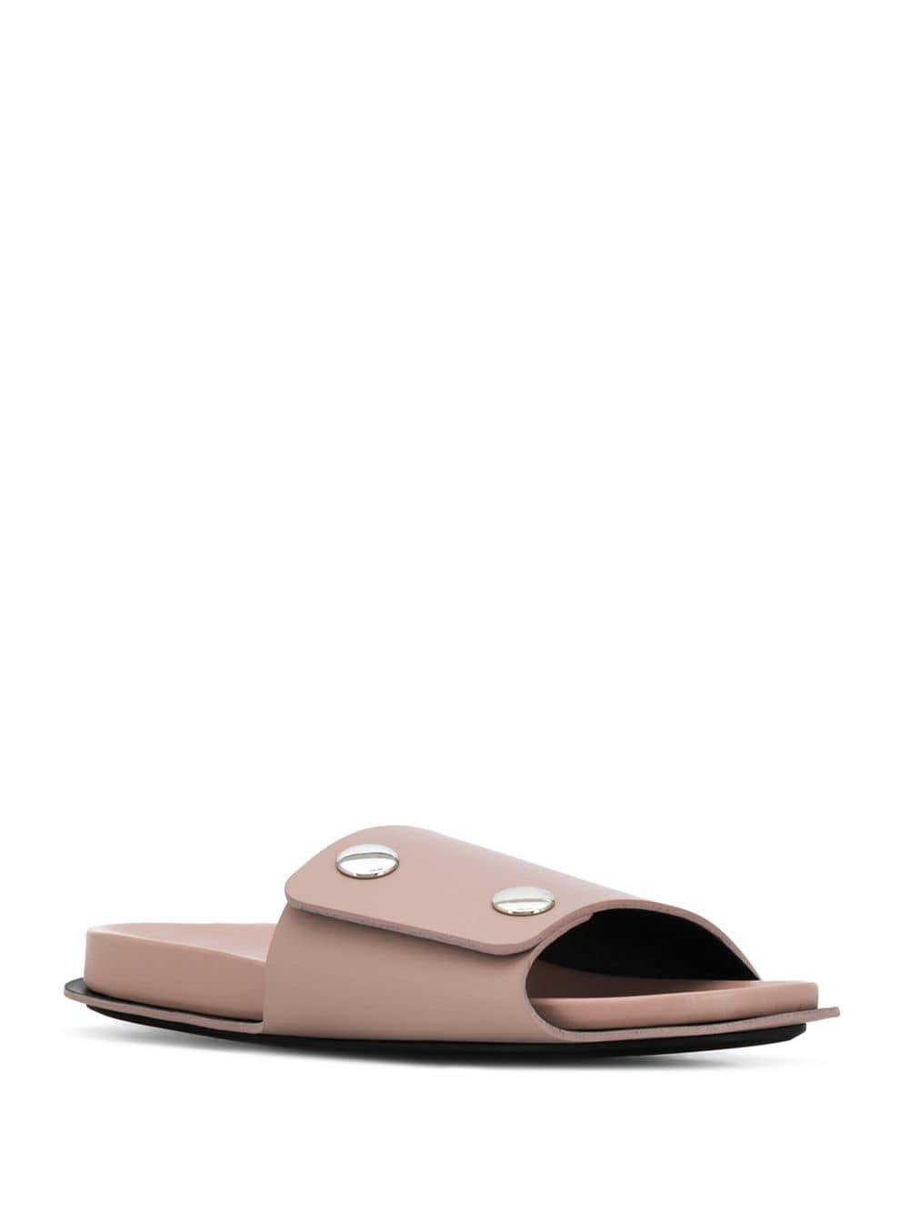 Pink Snap In Marni Detail Lyst Sandals 7yIbvf6Ygm