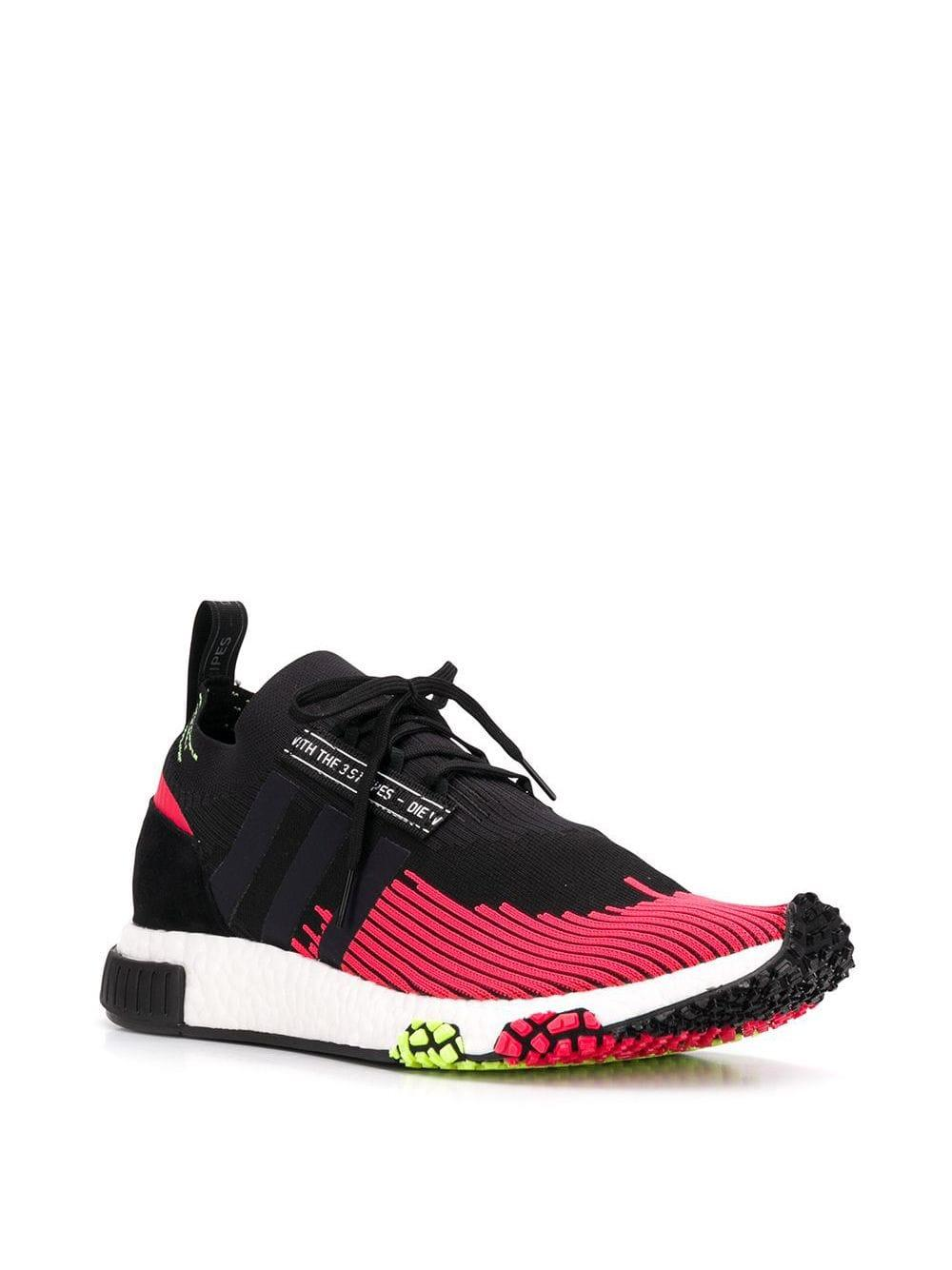 NMD_Racer 'Solar Red'