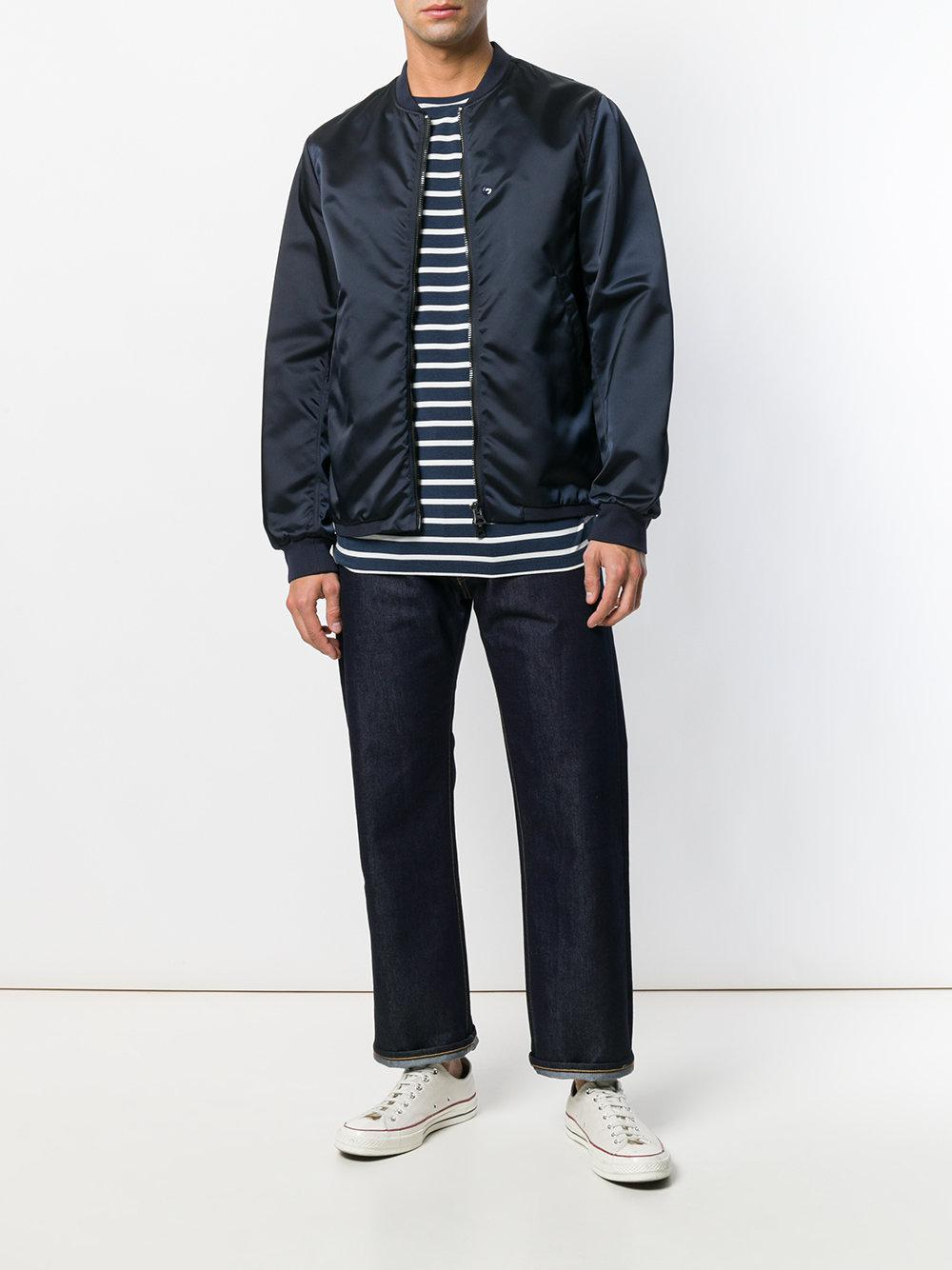 Junya Watanabe Denim Straight-leg Jeans in Blue for Men