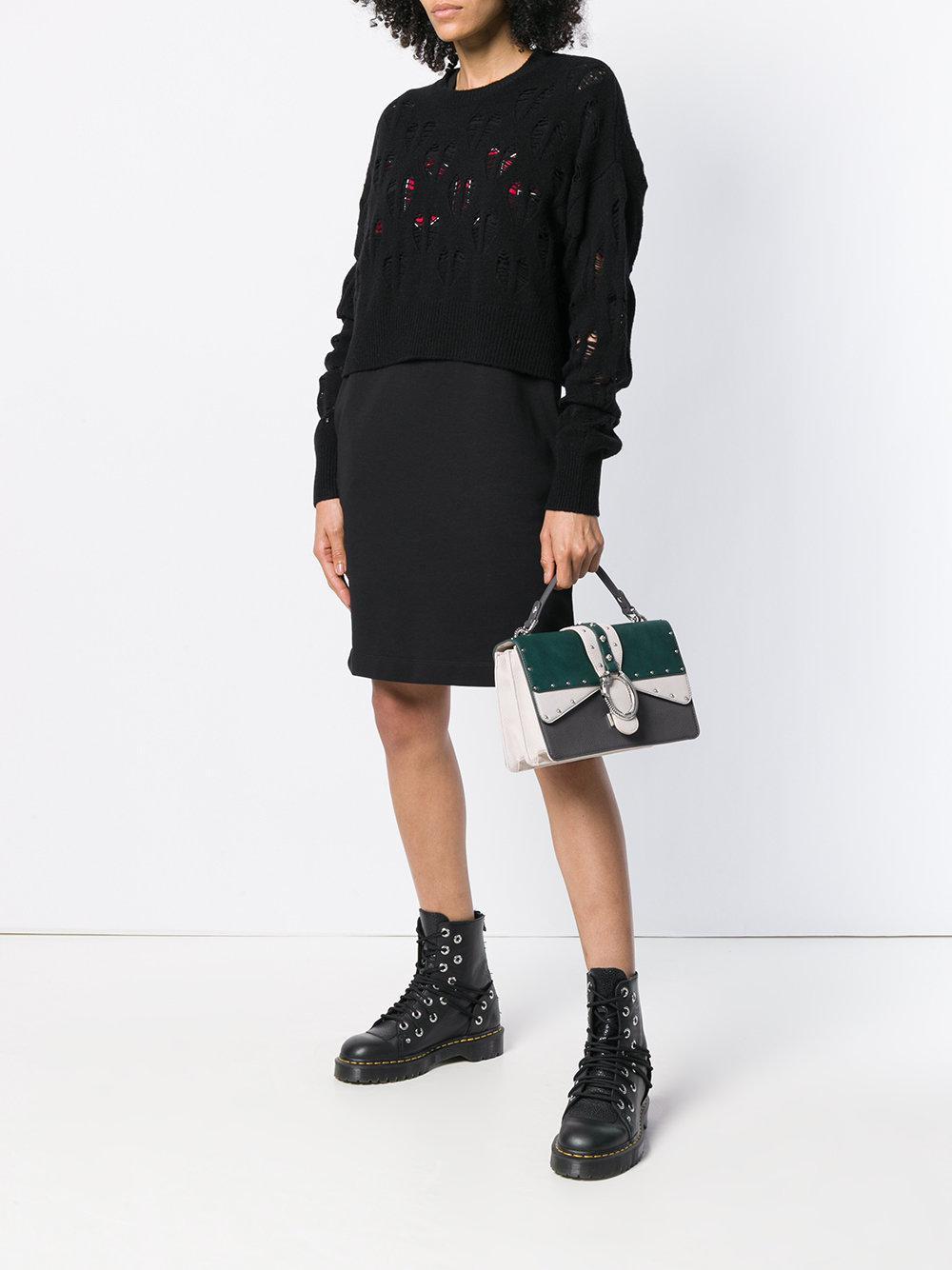 Darsena colour block tote bag - Pink & Purple Liu Jo VD4zfAw1